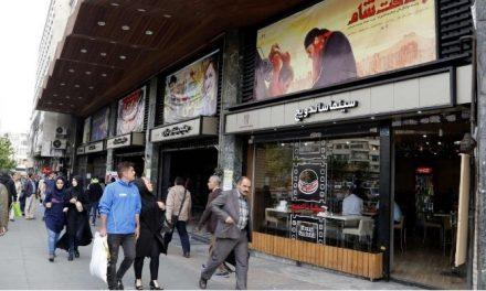 Presença militar do Irã na Síria faz sucesso em cinemas de Teerã