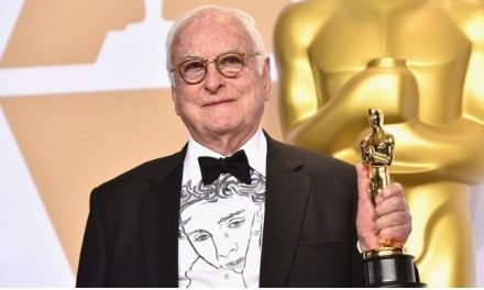 James Ivory anuncia primeiro trabalho após Oscar de 'Me Chame Pelo Seu Nome'
