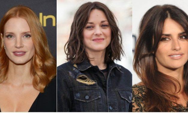 Jessica Chastain, Marion Cotillard e Penélope Cruz serão estrelas de filme de espionagem