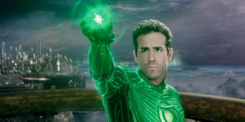 Ryan Reynolds faz revelação surpreendente sobre 'Lanterna Verde'