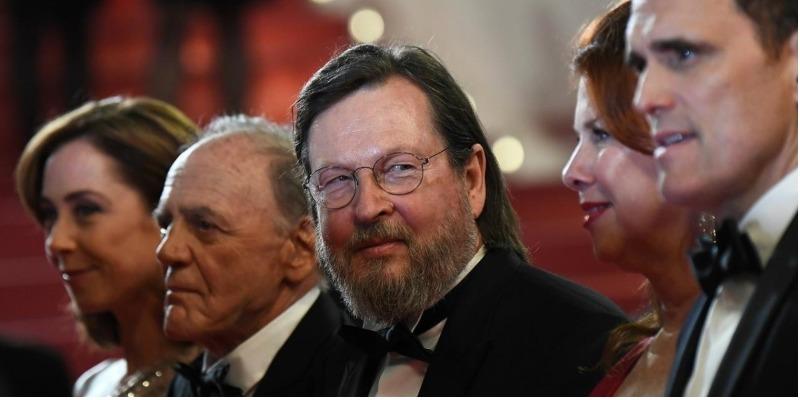 'Teria sido um grande serial killer', diz Lars Von Trier em Cannes