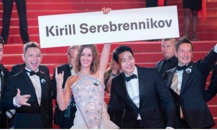 Prisão domiciliar de diretor russo vira alvo de protesto no Festival de Cannes