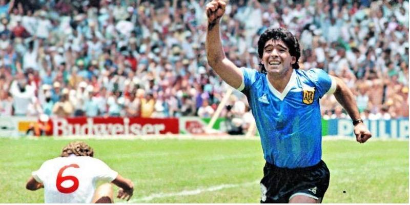 Amazon anuncia produção de série sobre o craque argentino Maradona