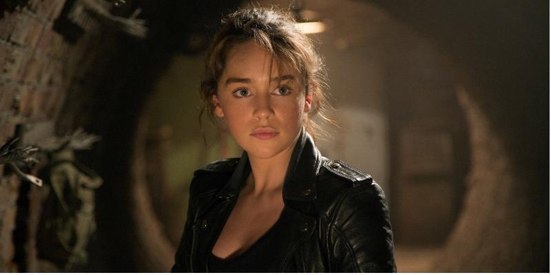 Emilia Clarke admite alívio por não voltar a fazer 'O Exterminador do Futuro'