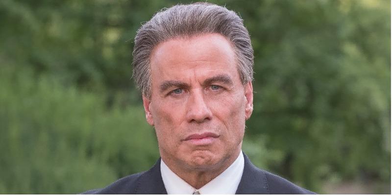 John Travolta celebra 40 anos de 'Grease' em Cannes com novo filme