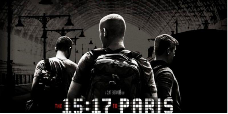 '15h17 – Trem para Paris': Clint Eastwood não faz jus aos acontecimentos reais