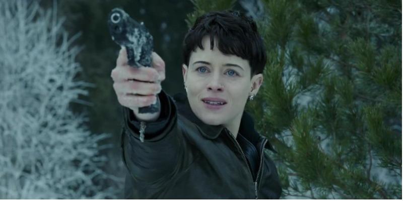 Claire Foy pede que não subestimem 'A Garota na Teia de Aranha'