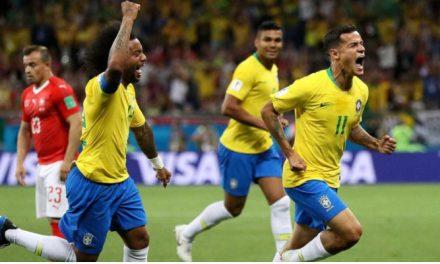 Estreia do Brasil na Copa-2018 leva mais de 5 mil pessoas aos cinemas do país