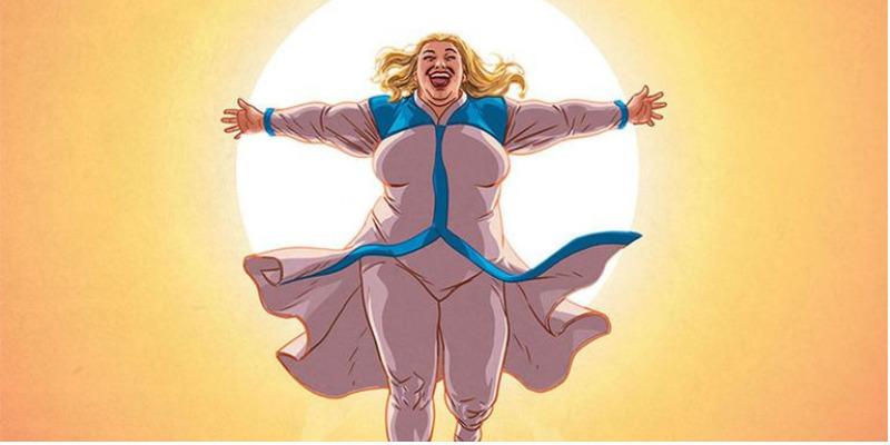 Sony Pictures prepara filme sobre super-heroína plus size