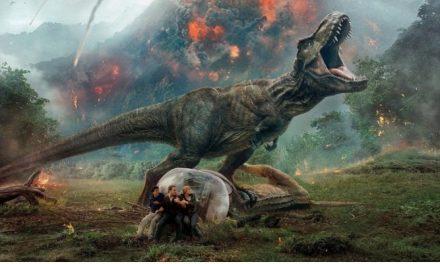 'Jurassic World' supera 'Os Incríveis 2' e lidera bilheterias dos EUA