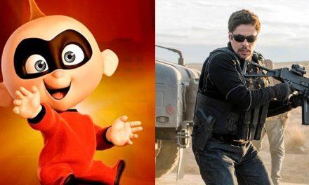 'Os Incríveis 2' divide atenções com sequência de 'Sicario' nos cinemas de Manaus