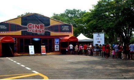Bairro Cidade Nova recebe projeto de cinema gratuito, em Manaus