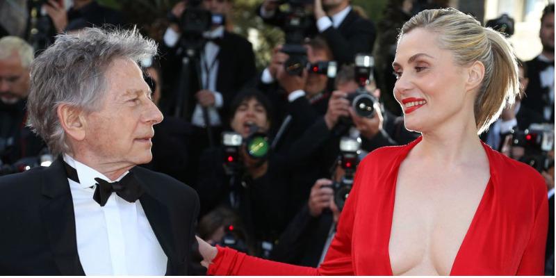 Emmanuelle Seigner nega convite para integrar Academia de Hollywood
