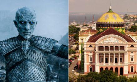 Trilhas de 'Game of Thrones' e 'Twin Peaks' serão atrações de espetáculo no Teatro Amazonas