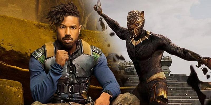 Para Michael B. Jordan, final de 'Guerra Infinita' seria diferente com Killmonger