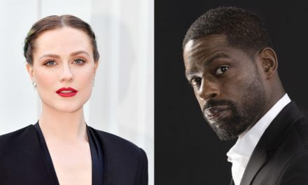 Evan Rachel Wood e Sterling K. Brown negociam para participar de 'Frozen 2'