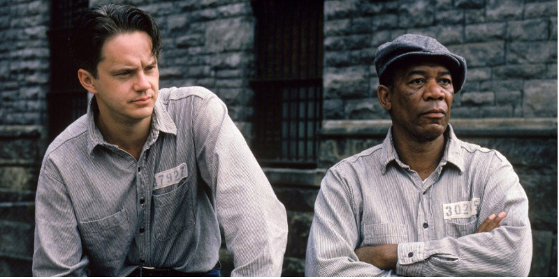 """""""'Um Sonho de Liberdade' foi o melhor roteiro que já li"""", diz Tim Robbins"""