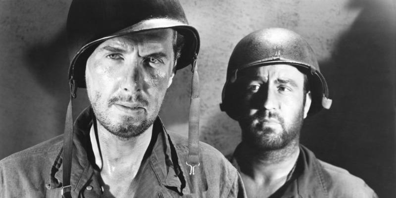 'Capacete de Aço' (1951): o significado do ser humano dentro de um filme de guerra