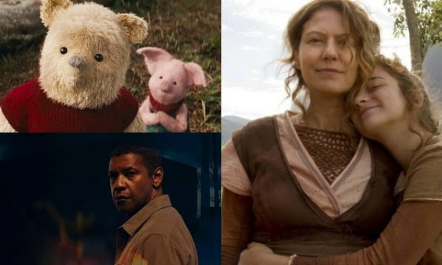 Patrícia Pillar, Denzel Washington e 'Christopher Robin' estreiam nos cinemas de Manaus