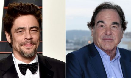 Benicio Del Toro será protagonista do novo filme de Oliver Stone