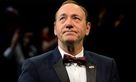 Novo filme de Kevin Spacey arrecada menos de R$ 2 mil nas bilheterias dos EUA