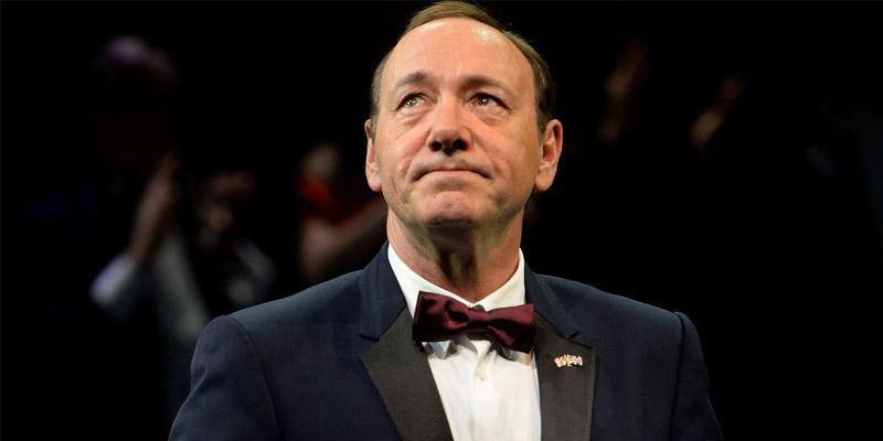 Kevin Spacey enfrenta nova acusação de agressão sexual nos EUA