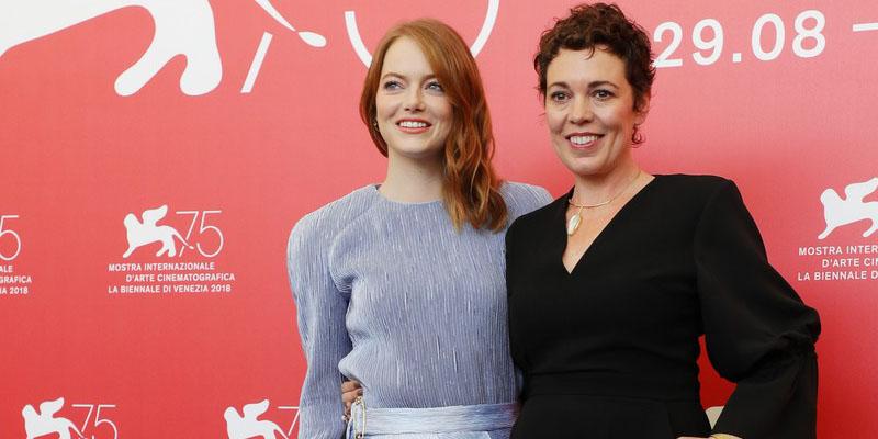 'The Favourite': atriz de 'The Crown' aprovou cenas de sexo com Emma Stone