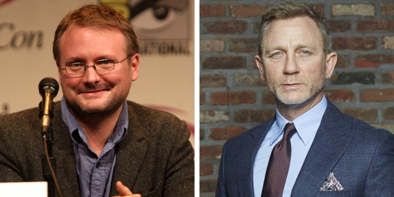 Rian Johnson e Daniel Craig juntam forças para o suspense 'Knives Out'