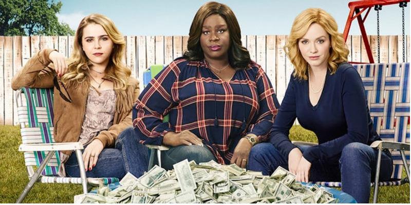 'Good Girls' – Primeira Temporada: roteiro fraco prejudica bom trio de protagonistas