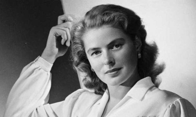 Ingrid Bergman: a sueca que mostrou que há vida fora de Hollywood