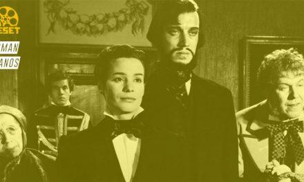 Bergman 100 Anos: 'O Rosto' (1958) e 'O Olho do Diabo' (1960)