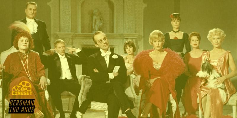 Bergman 100 Anos: 'Para Não Falar de Todas Essas Mulheres' (1964)