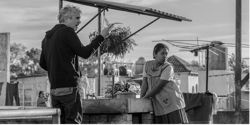 Alfonso Cuáron conquista Leão de Ouro do Festival de Veneza com 'Roma'