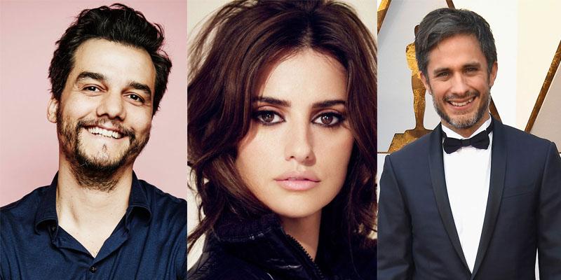 Wagner Moura, Penélope Cruz e Gael García Bernal estarão no novo filme de Olivier Assayas