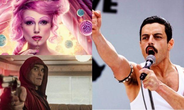 Queen, Lars Von Trier e 'O Quebra-Nozes' são atrações nos cinemas de Manaus