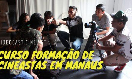 Curso em Manaus incentiva formação de jovens cineastas