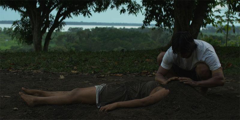 'Um Filme que Desarma': Sérgio Andrade e o início da jornada de 'A Terra Negra dos Kawá'