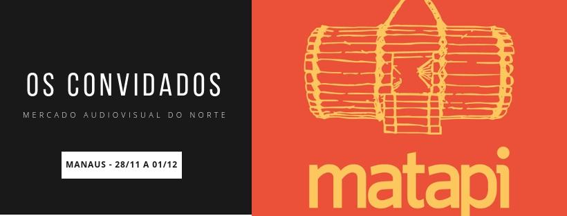 Conheça os convidados especiais do Mercado Audiovisual do Norte, em Manaus