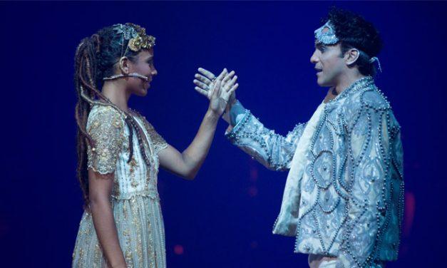 Em Manaus, Cinépolis exibe ao vivo espetáculo 'Romeu e Julieta' com músicas de Marisa Monte