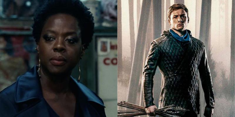 Cinemas de Manaus recebem de Robin Hood a Viola Davis neste fim de semana