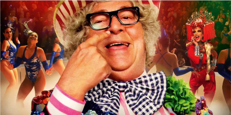 'Chacrinha – O Velho Guerreiro': surgimento da cultura pop e da TV brasileira em filme convencional