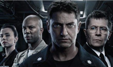 'Fúria em Alto Mar': Gerard Butler segue superando a ruindade a cada filme