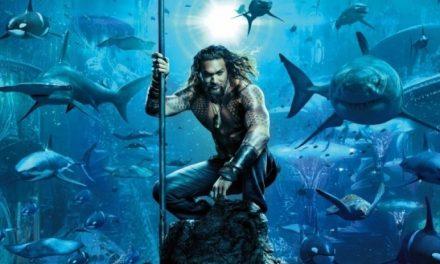 Cinemas de Manaus iniciam vendas para sessões de 'Aquaman'