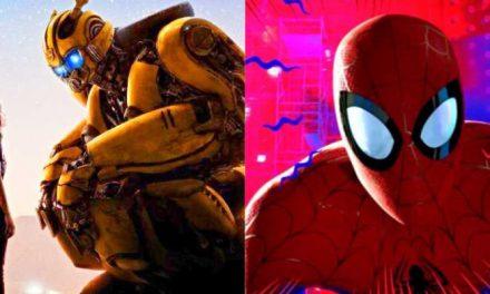 Cinemas de Manaus iniciam vendas para 'Bumblebee' e 'Homem-Aranha: no Aranhaverso'
