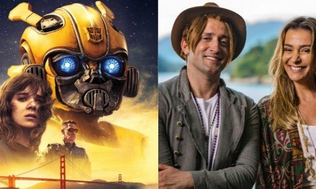 'Bumblebee' e Paulo Gustavo encerram ano nos cinemas de Manaus