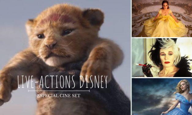A história e as estratégias da Disney na Live-Action de animações clássicas