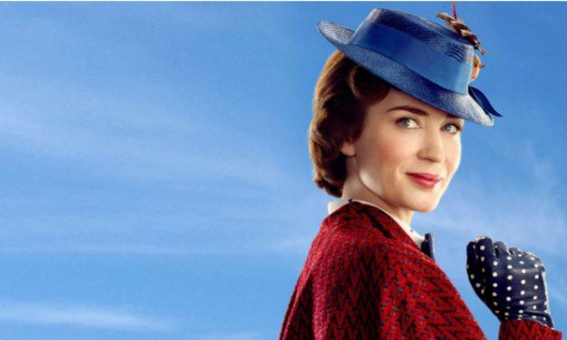 'Mary Poppins' é a única estreia nos cinemas de Manaus no feriadão de Natal
