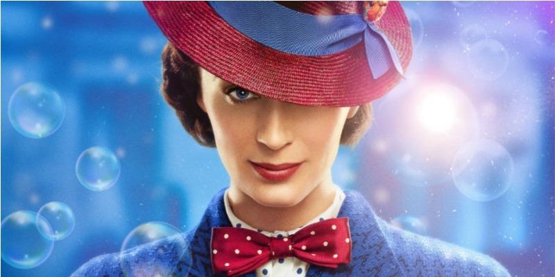 'O Retorno de Mary Poppins': tom certo entre homenagem e sequência com vida própria