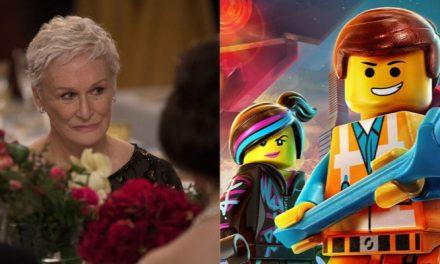 'A Esposa' e 'Uma Aventura Lego 2' são as principais atrações nos cinemas de Manaus