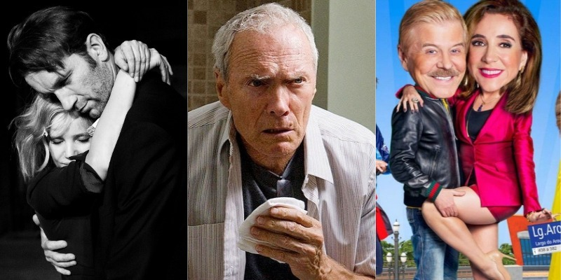 'Guerra Fria', Clint Eastwood e 'Sai de Baixo' são as novidades nos cinemas de Manaus